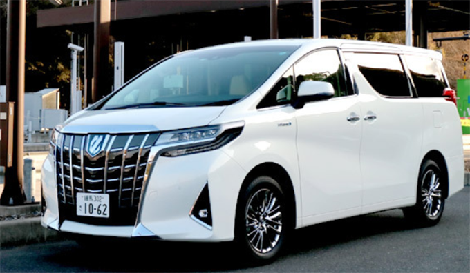 59 New 2020 Toyota Alphard Redesign with 2020 Toyota Alphard