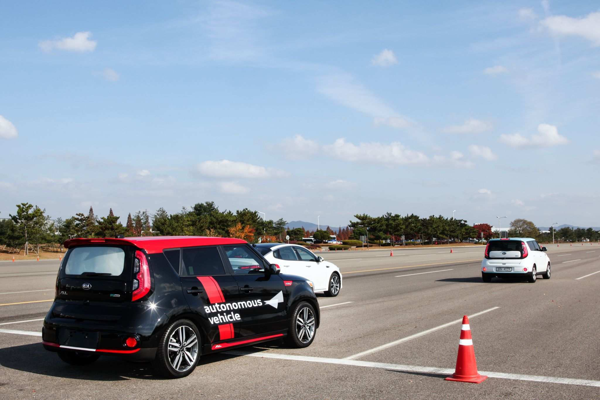 59 New Kia Autonomous 2020 Overview by Kia Autonomous 2020