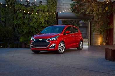 59 The 2019 Chevrolet Spark Release Date with 2019 Chevrolet Spark