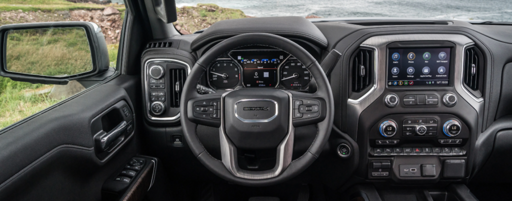 59 The 2019 Gmc 1500 Interior Reviews by 2019 Gmc 1500 Interior