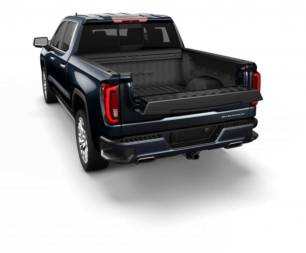 59 The 2019 Gmc 2500 Tailgate New Review by 2019 Gmc 2500 Tailgate