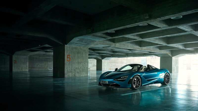59 The 2019 Mclaren 720S Spider New Review with 2019 Mclaren 720S Spider
