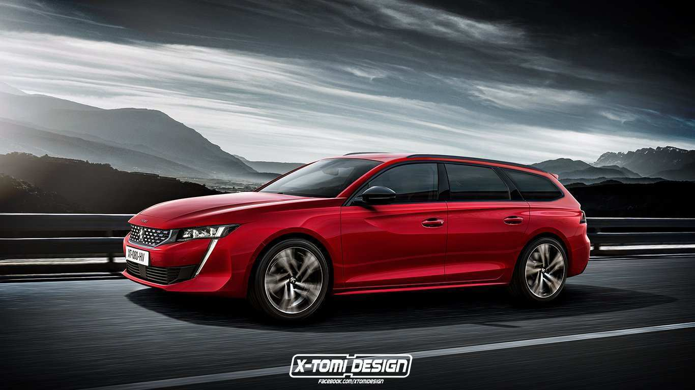 59 The 2019 Peugeot 508 Sw Pictures with 2019 Peugeot 508 Sw