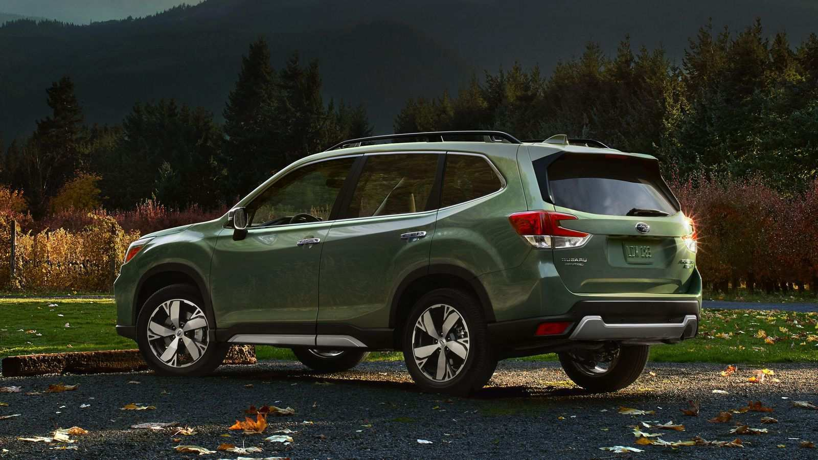 59 The 2019 Subaru Forester Debut Photos for 2019 Subaru Forester Debut