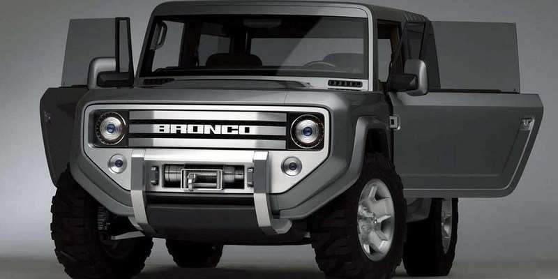59 The 2020 Ford Bronco Review First Drive for 2020 Ford Bronco Review