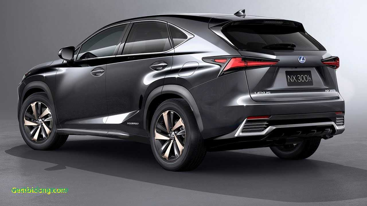 59 The 2020 Lexus Nx 300 New Review with 2020 Lexus Nx 300