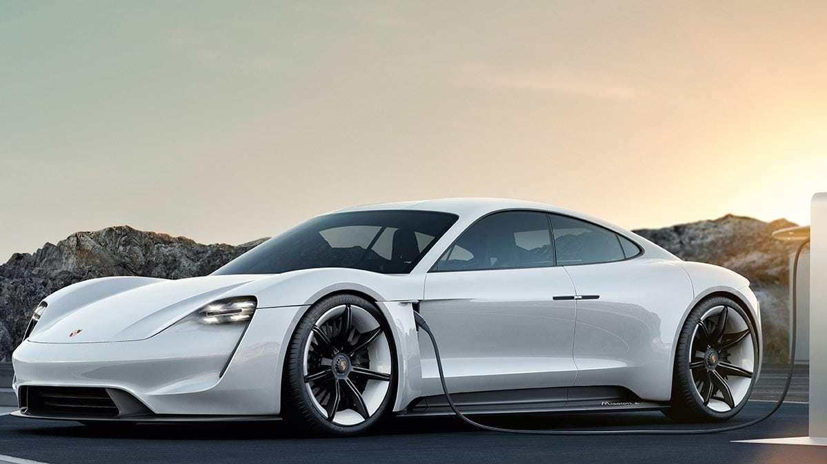 59 The 2020 Porsche Mission E New Concept for 2020 Porsche Mission E
