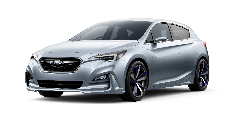 59 The 2020 Subaru Wrx Sti Hatchback Concept for 2020 Subaru Wrx Sti Hatchback