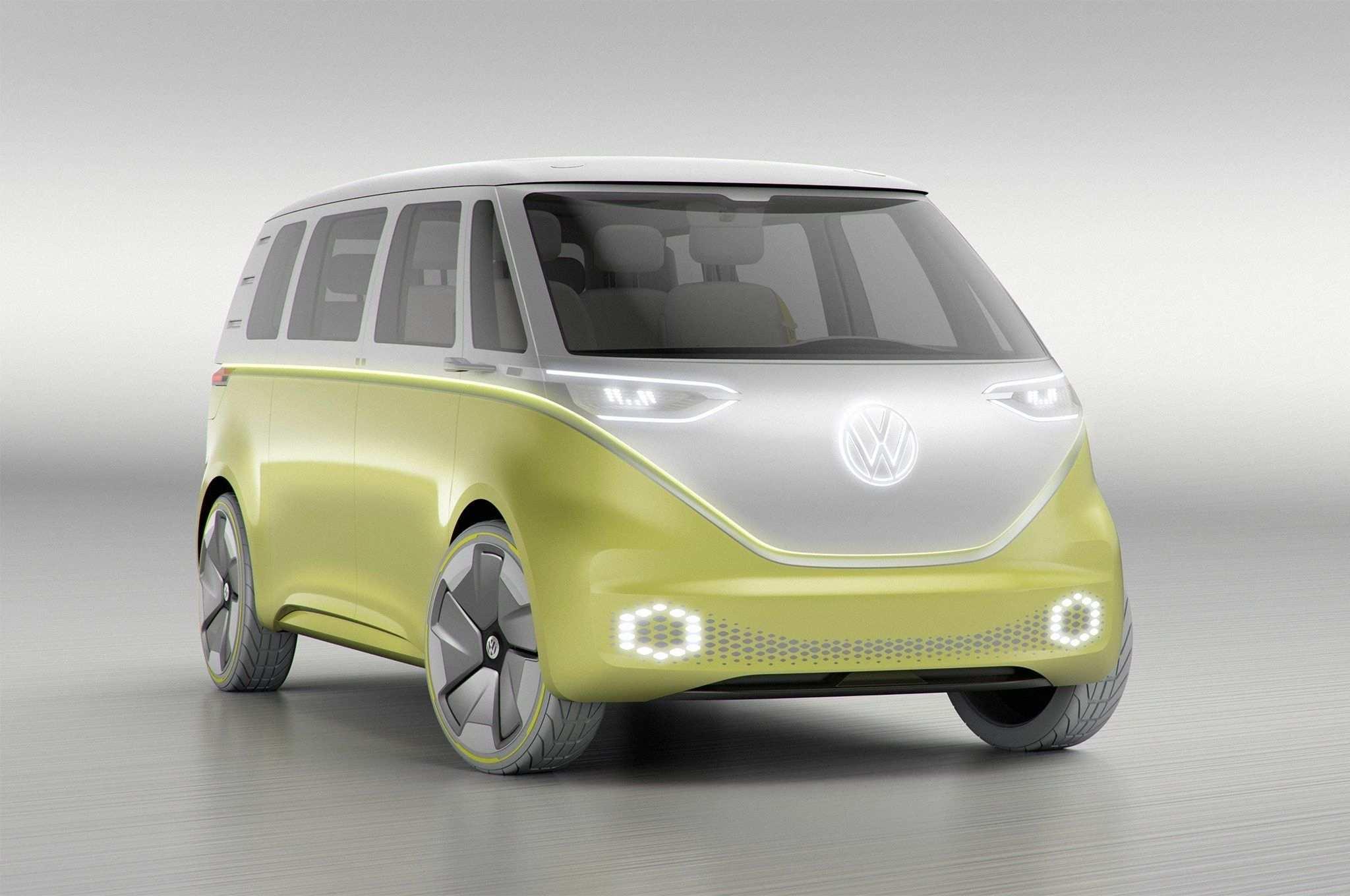 59 The Volkswagen Minivan 2020 New Review by Volkswagen Minivan 2020