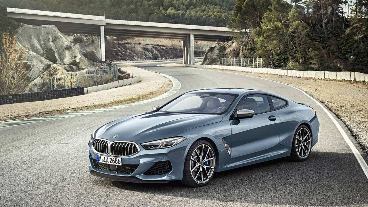 60 All New 2019 Bmw 8 Series Release Date Rumors by 2019 Bmw 8 Series Release Date