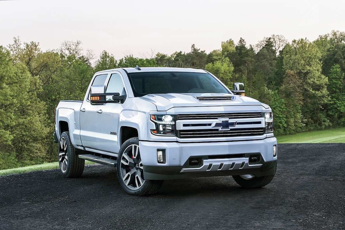 60 All New 2019 Chevrolet Silverado Diesel Release Date with 2019 Chevrolet Silverado Diesel