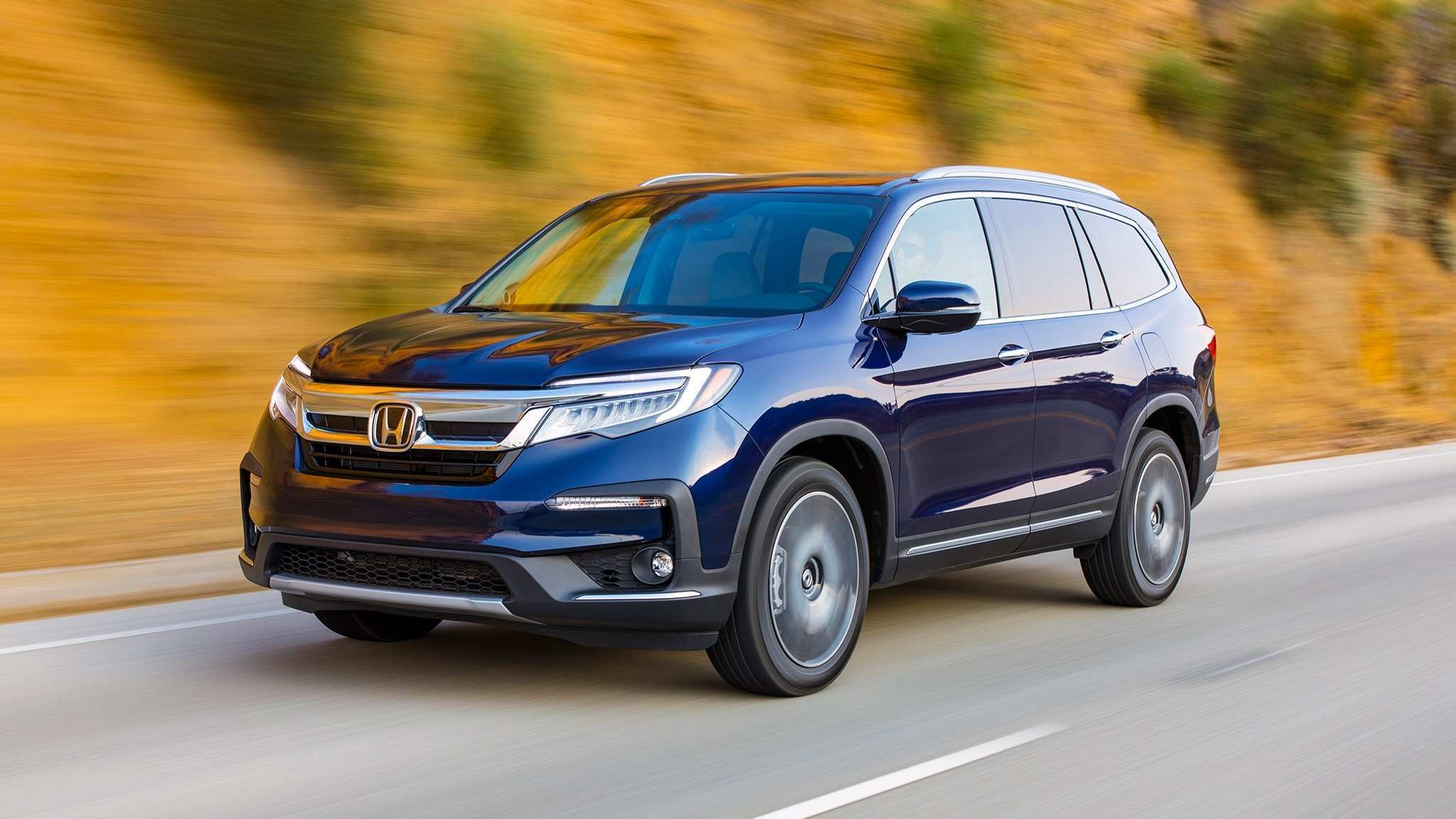 60 All New 2019 Honda Pilot News Pictures by 2019 Honda Pilot News