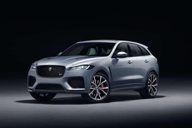 60 All New 2019 Jaguar F Pace Svr Overview for 2019 Jaguar F Pace Svr