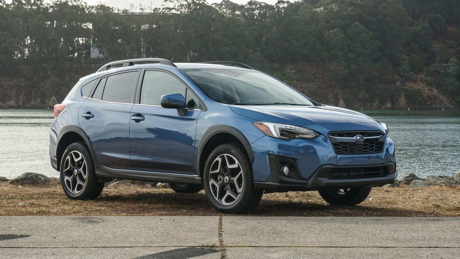 60 All New 2019 Subaru Xv Redesign and Concept for 2019 Subaru Xv