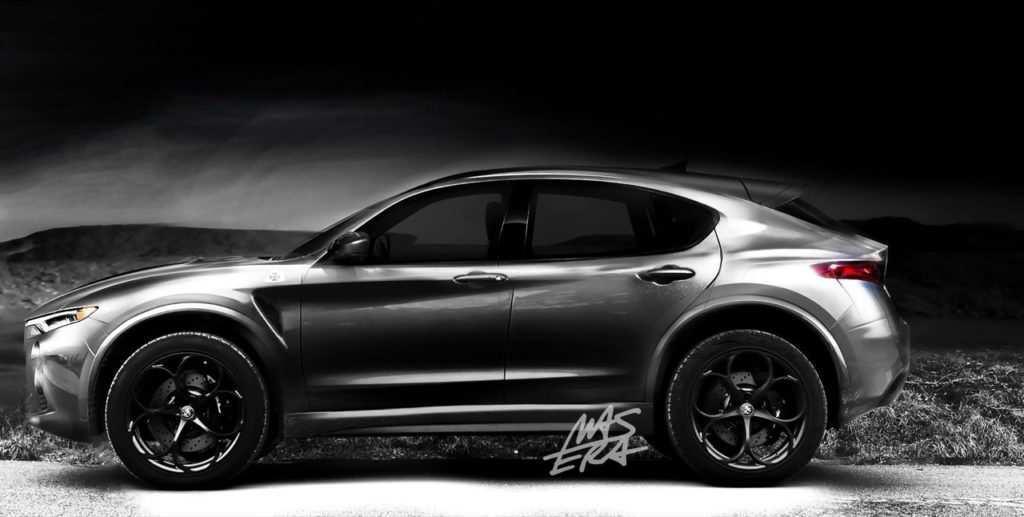 60 All New 2020 Alfa Romeo Suv Spy Shoot by 2020 Alfa Romeo Suv
