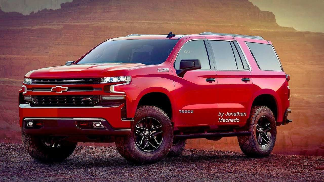60 All New 2020 Chevrolet Tahoe Redesign Performance for 2020 Chevrolet Tahoe Redesign