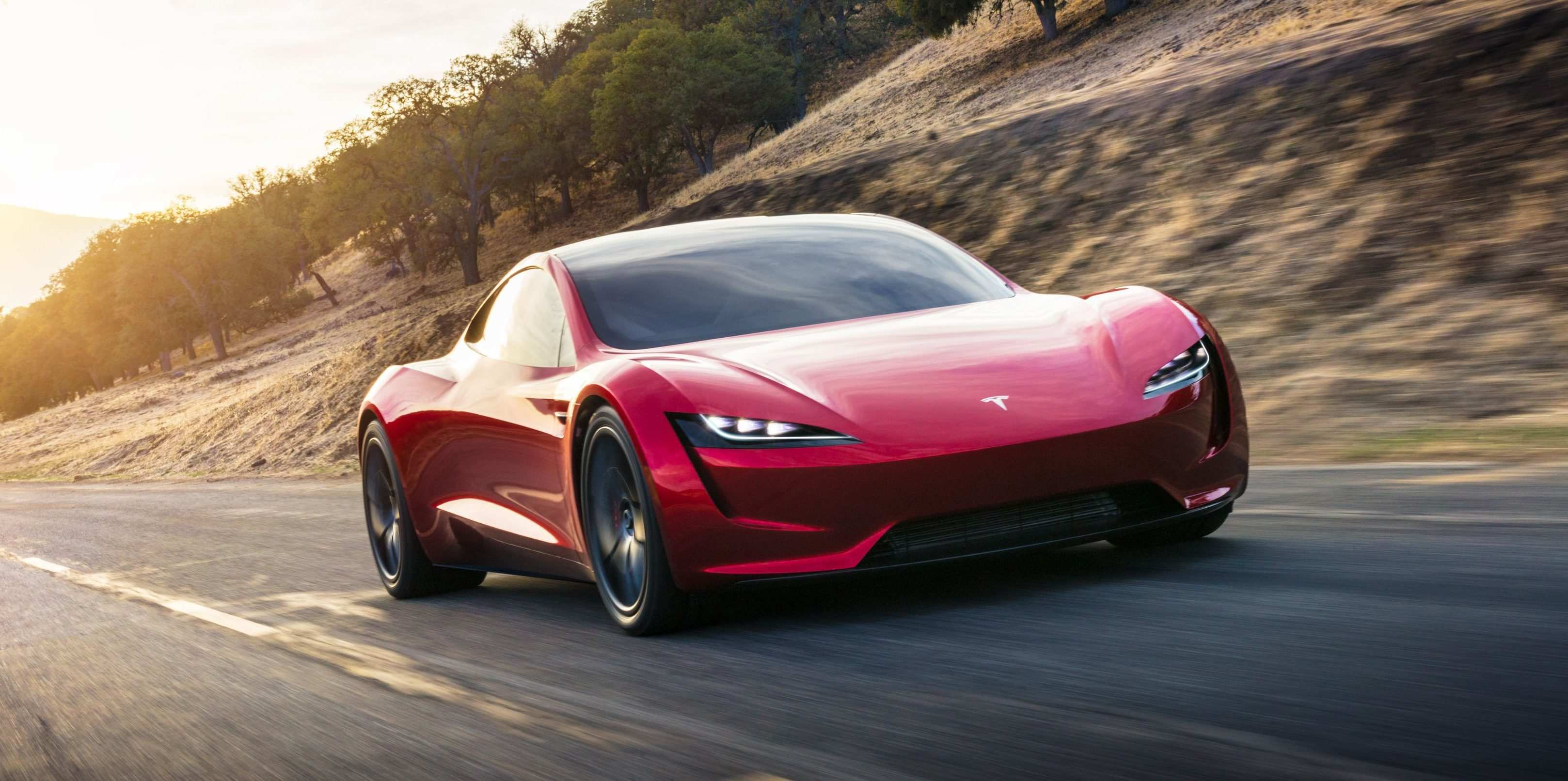 60 All New 2020 Tesla Roadster Launch Engine with 2020 Tesla Roadster Launch
