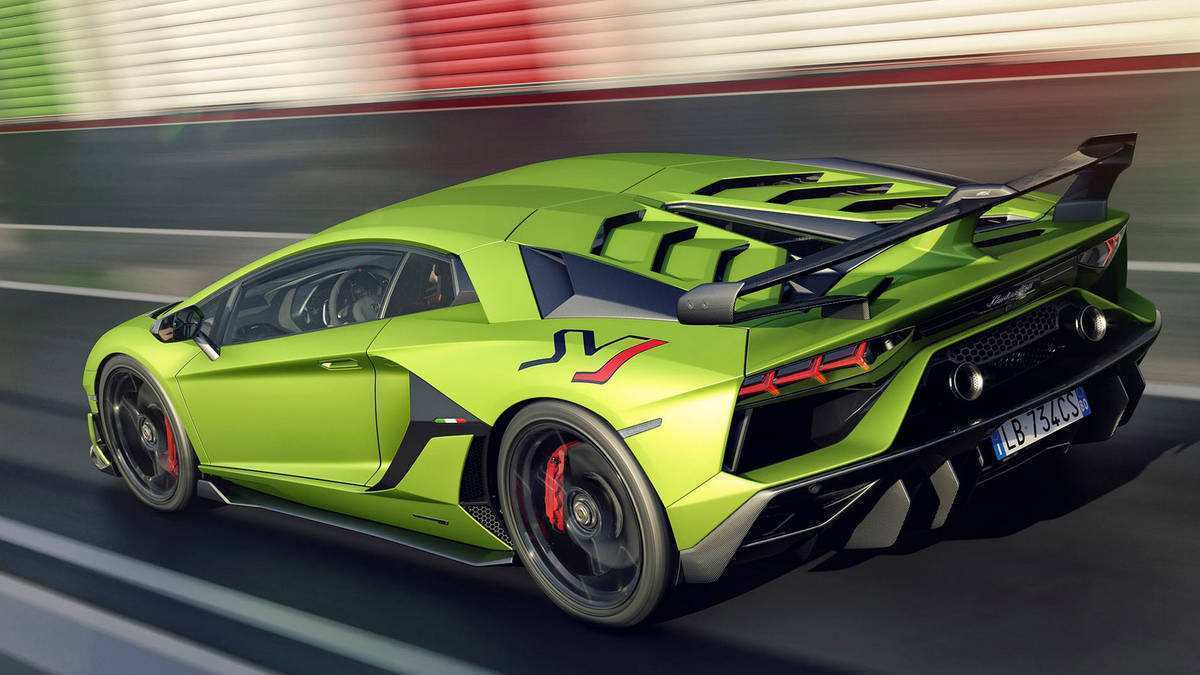 60 All New New 2019 Lamborghini Ratings with New 2019 Lamborghini