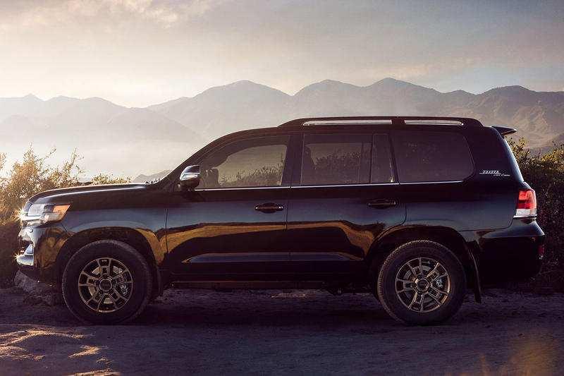 60 All New Toyota Land Cruiser 2020 Style for Toyota Land Cruiser 2020