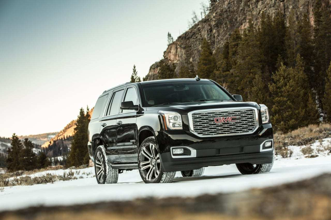 60 Best Review 2019 Gmc Tahoe Picture with 2019 Gmc Tahoe