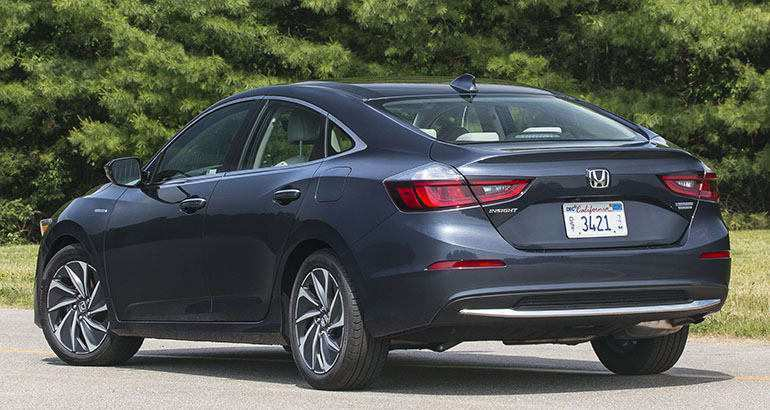 60 Best Review 2019 Honda Insight Photos by 2019 Honda Insight