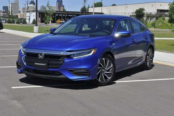 60 Best Review 2019 Honda Insight Review Price for 2019 Honda Insight Review