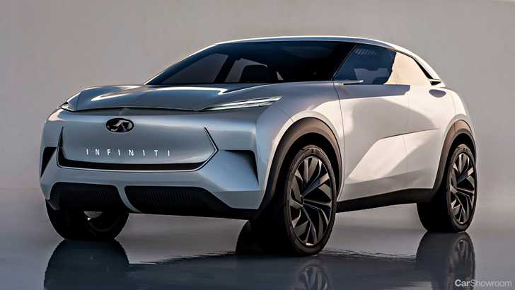 60 Best Review 2019 Infiniti Concept Research New with 2019 Infiniti Concept