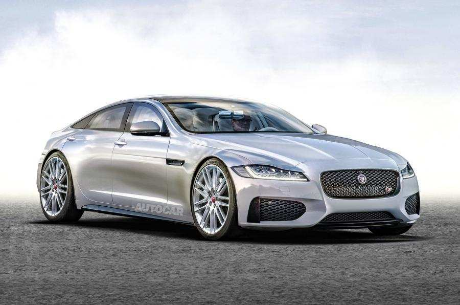 60 Best Review 2019 Jaguar Xj Redesign First Drive with 2019 Jaguar Xj Redesign