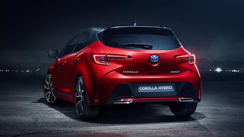60 Best Review 2019 New Toyota Corolla Interior with 2019 New Toyota Corolla