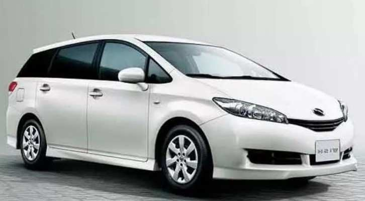 60 Best Review 2019 Toyota Wish History with 2019 Toyota Wish