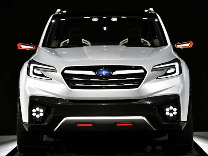 60 Best Review 2020 Subaru Hybrid Spy Shoot with 2020 Subaru Hybrid