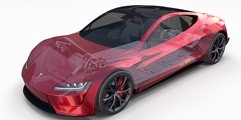 60 Best Review 2020 Tesla Roadster Battery Redesign and Concept with 2020 Tesla Roadster Battery