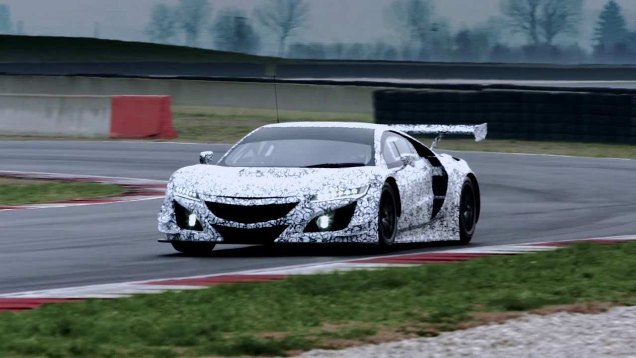 60 Concept of 2019 Acura Nsx Type R First Drive with 2019 Acura Nsx Type R