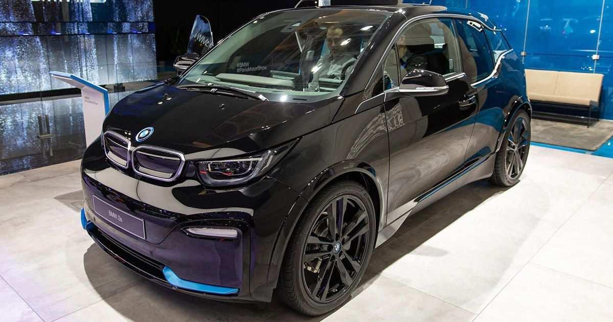 60 Concept of 2019 Bmw Ev Exterior with 2019 Bmw Ev