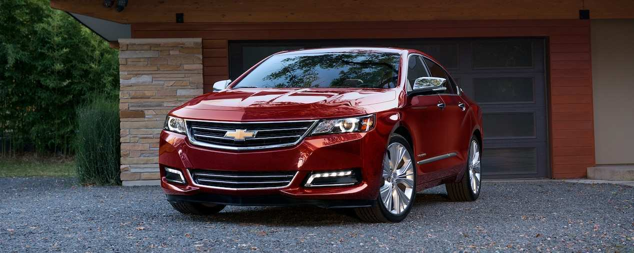 60 Concept of 2019 Chevrolet Impala Ss Performance and New Engine for 2019 Chevrolet Impala Ss