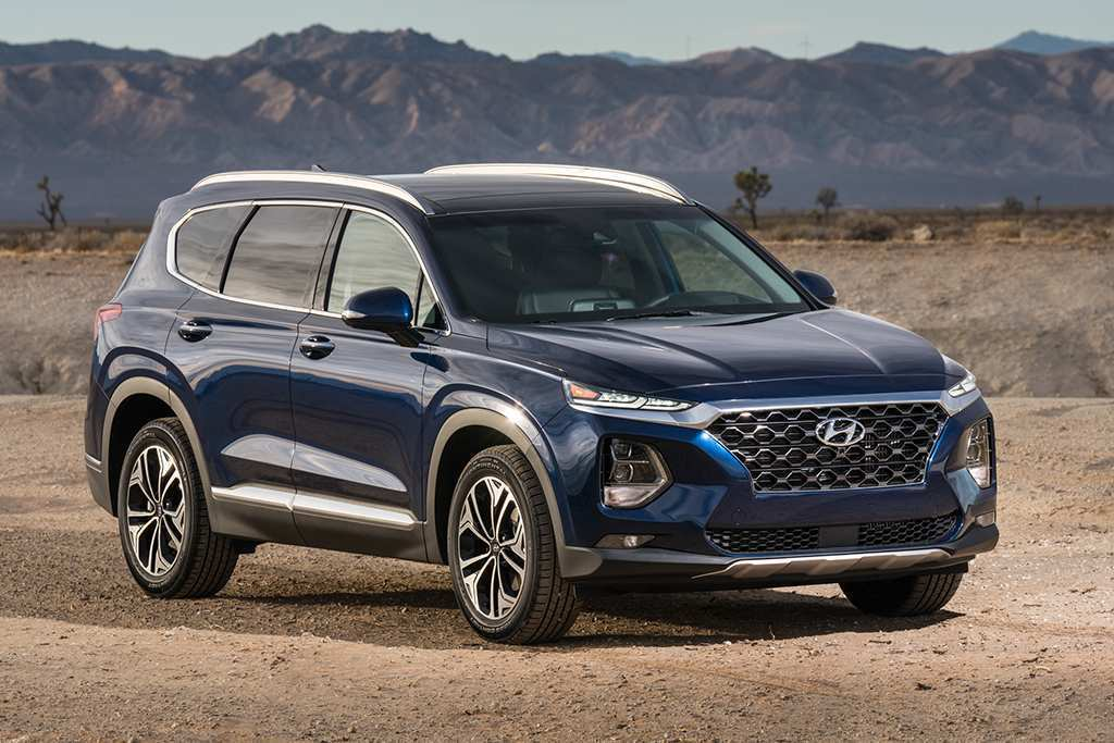 60 Concept of 2019 Hyundai Santa Fe Test Drive Specs and Review for 2019 Hyundai Santa Fe Test Drive