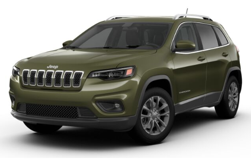 60 Concept of 2019 Jeep Exterior Colors Rumors by 2019 Jeep Exterior Colors