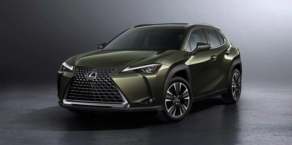 60 Concept of 2019 Lexus Minivan History by 2019 Lexus Minivan