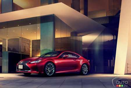 60 Concept of 2019 Lexus Rc History for 2019 Lexus Rc