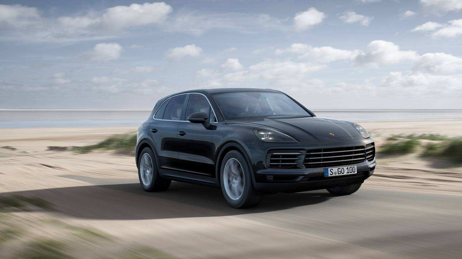 60 Concept of 2019 Porsche Cayenne Turbo Review Wallpaper with 2019 Porsche Cayenne Turbo Review