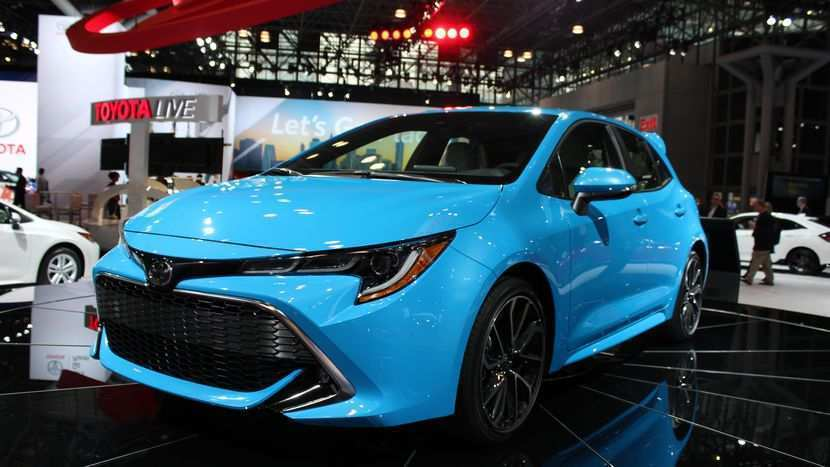 60 Concept of 2019 Toyota Corolla Im Price for 2019 Toyota Corolla Im