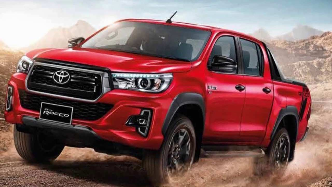 60 Concept of 2019 Toyota Diesel Hilux Model with 2019 Toyota Diesel Hilux