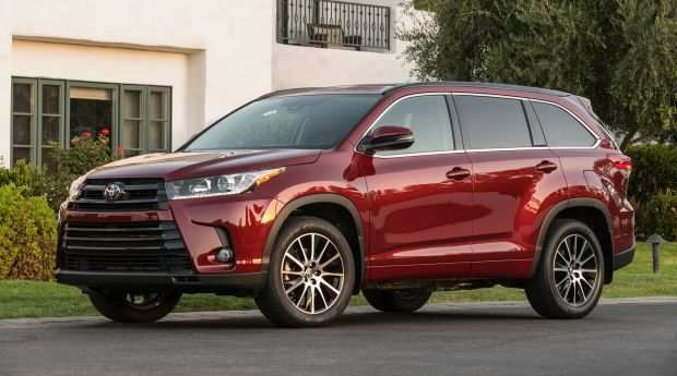 60 Concept of 2019 Toyota Kluger Redesign by 2019 Toyota Kluger