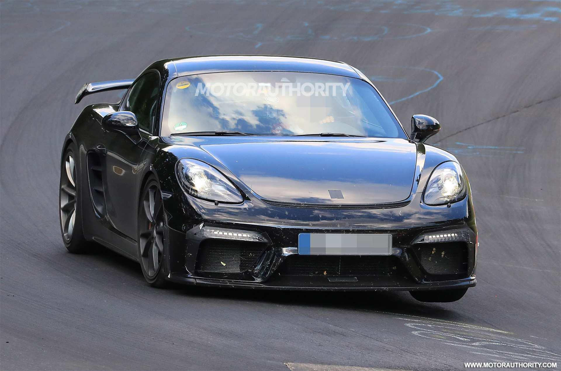 60 Concept of 2020 Porsche 718 Cayman Research New with 2020 Porsche 718 Cayman