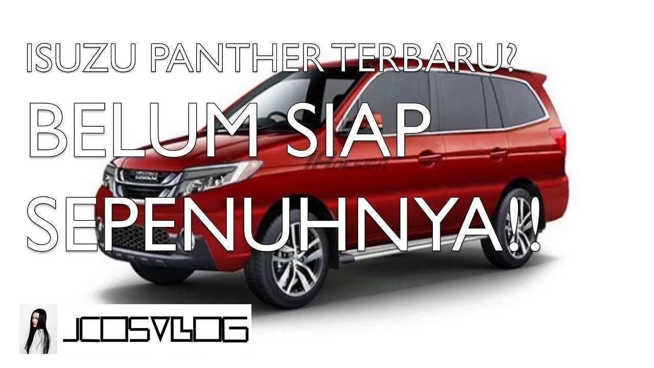 60 Concept of Isuzu Panther 2019 Spesification with Isuzu Panther 2019