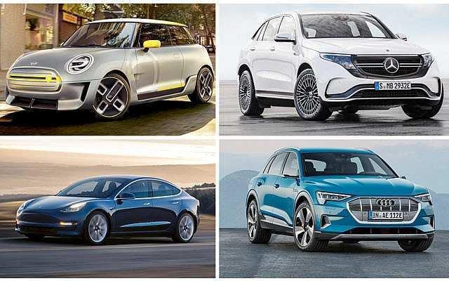 60 Concept of Mini Elektroauto 2019 Spesification by Mini Elektroauto 2019