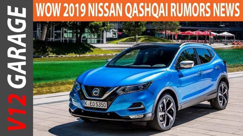 60 Concept of Nissan Qashqai 2019 Youtube Exterior and Interior by Nissan Qashqai 2019 Youtube