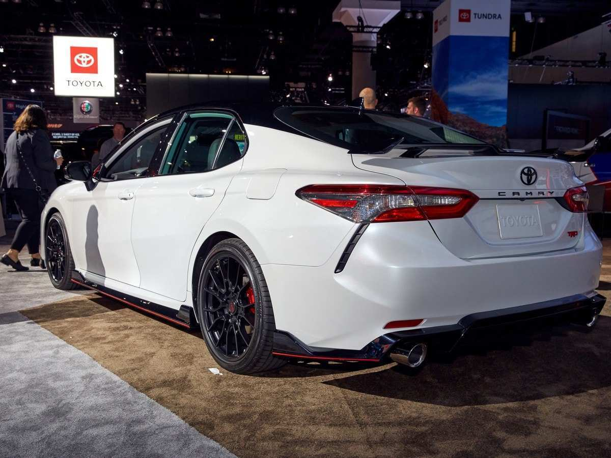 60 Concept of Toyota Camry 2020 New Concept for Toyota Camry 2020