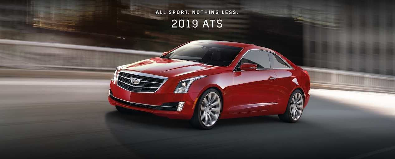 60 Gallery of 2019 Cadillac Ats Redesign Interior by 2019 Cadillac Ats Redesign