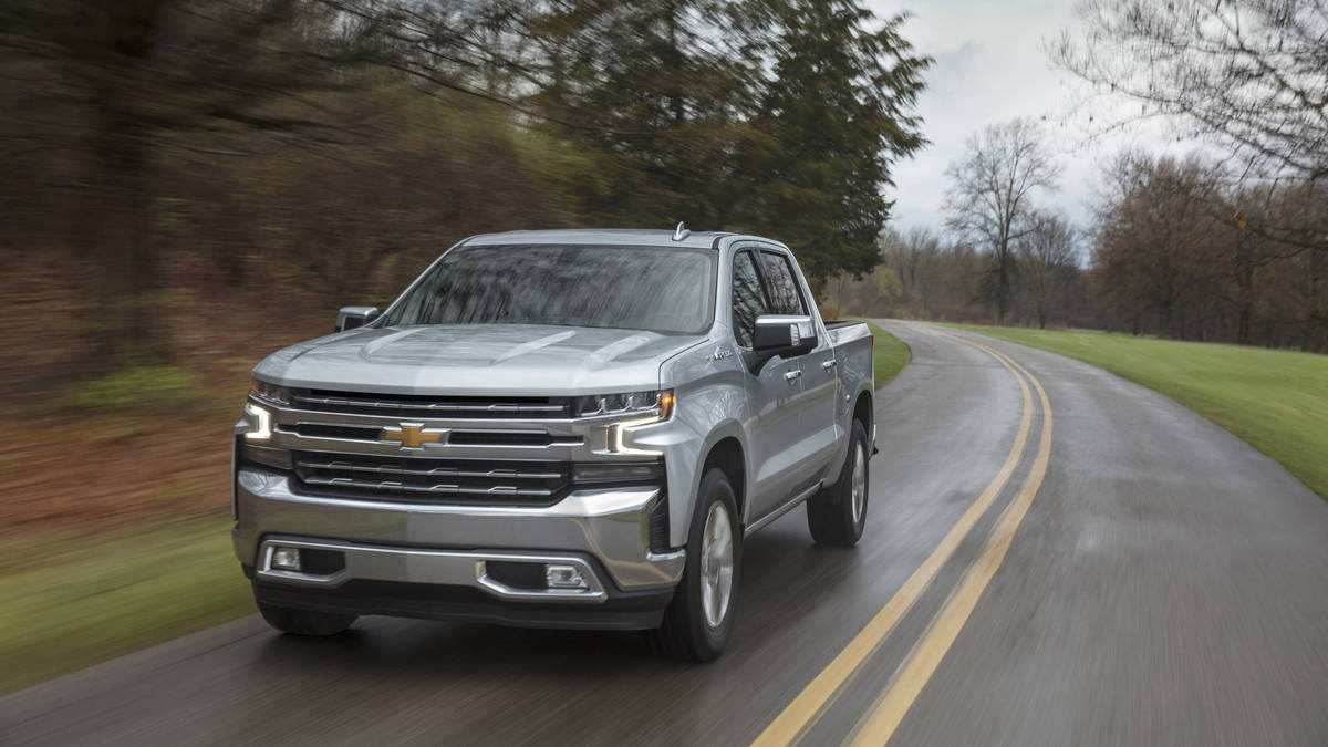 60 Gallery of 2019 Chevrolet Pickup Configurations by 2019 Chevrolet Pickup